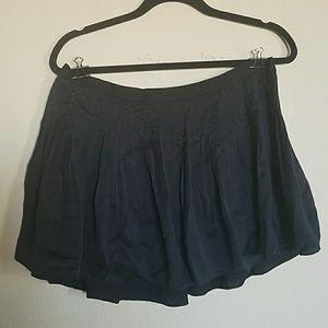 Designer Silk skirt